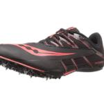 Best Jogging Shoes Brands Saucony Men's Spitfire 4 Track Shoe
