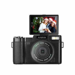 Andoer Vlogging Camera under 100