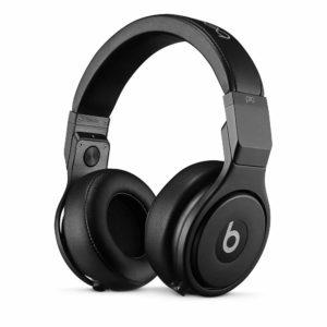 Best DJ Headphone Beats Pro by Dr Dre - Infinite Black