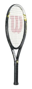 Best Tennis Racquet For Beginners Wilson Hyper Hammer 5.3 Strung