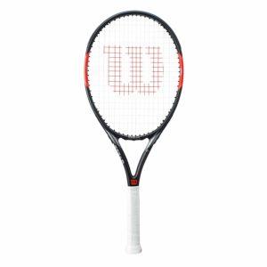 Tennis Racquet for Beginners Wilson Federer Team 105