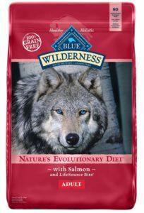 Blue Buffalo Wilderness High Protein Grain Free Best Tasting Dry Dog Food
