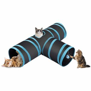 CO-z Cat tunnel toy for Indoor Cats