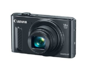 Canon Powershot vlogging camera