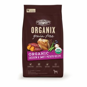 Castor & Pollux Organix Grain Free Organic Best tasting dry dog food