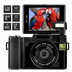 Longin inexpensive Camera for vlogging under 100