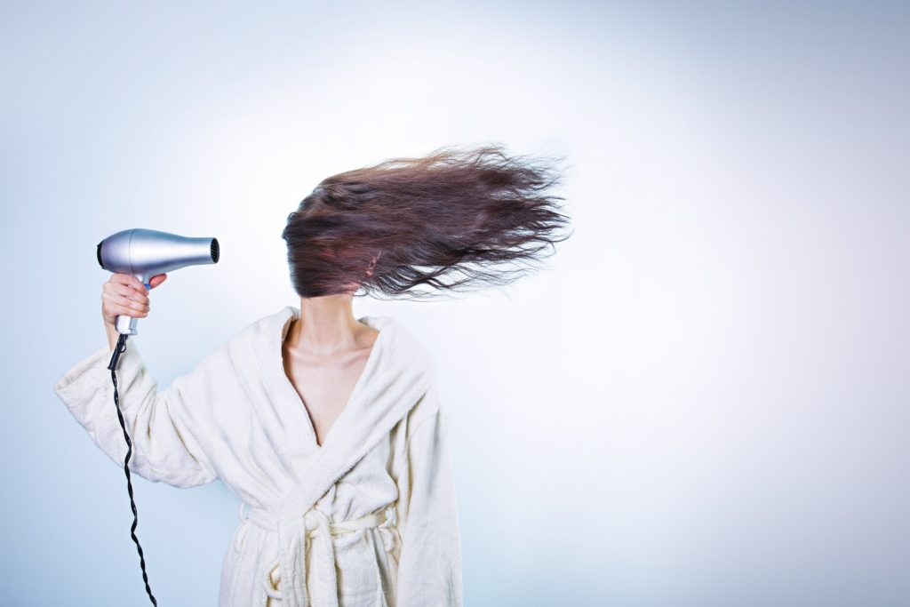 Do blowers damage your hairs?
