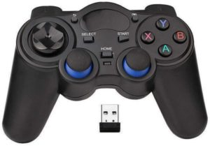 USB Wireless Gaming Controller Gamepad on Amazon