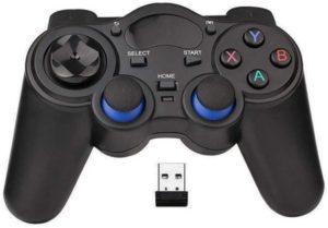 USB Wireless Gaming Controller Gamepad on Amazon