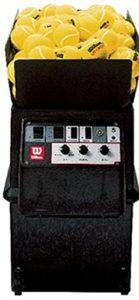 Har-Tru Wilson Tennis Ball DispenserMachine - Personal Machine with Remote Control