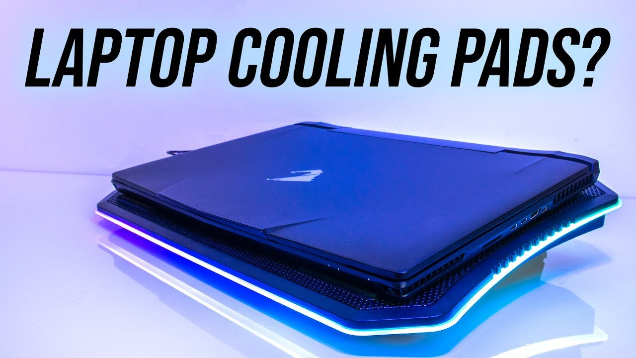 How do laptop cooling pads work?