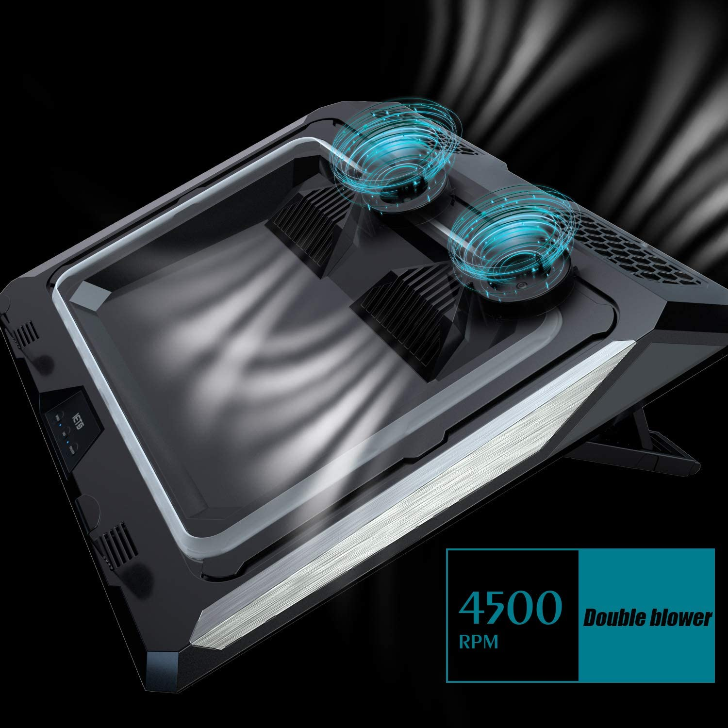 IETS GT300 Gaming laptop cooling pad