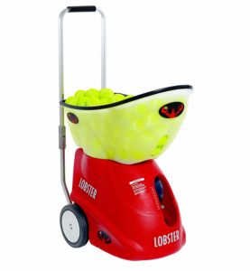 Best Tennis Ball Thrower Lobster Sports - Elite Grand Five LE