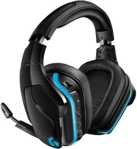 Logitech G935 Wireless DTS:X 7.1