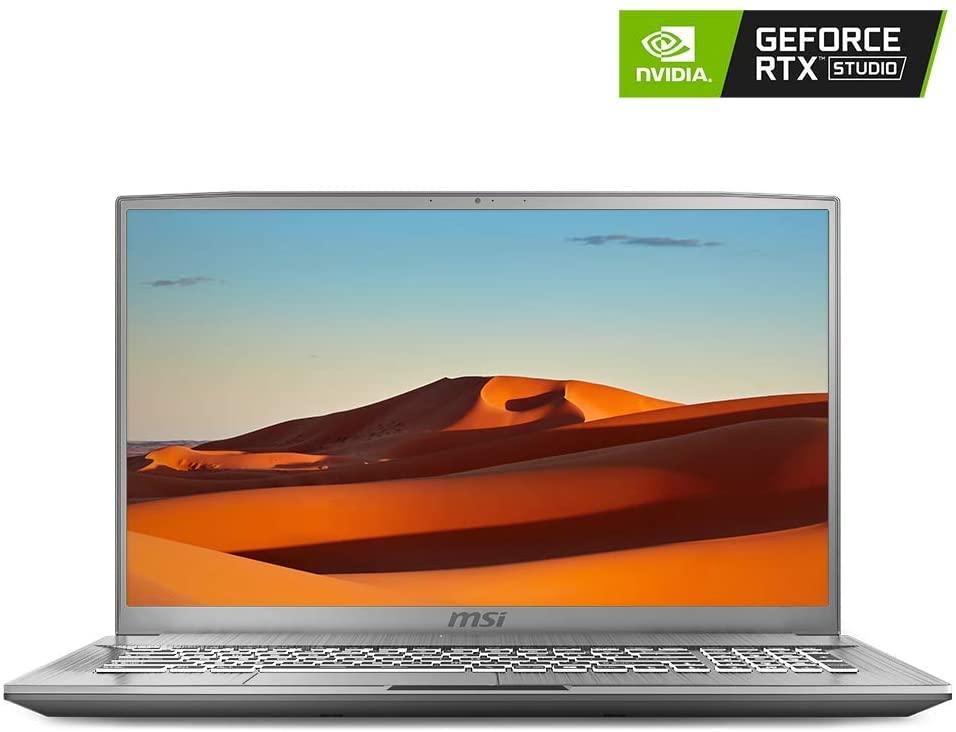 MSI Creator Gaming Laptop under $1500