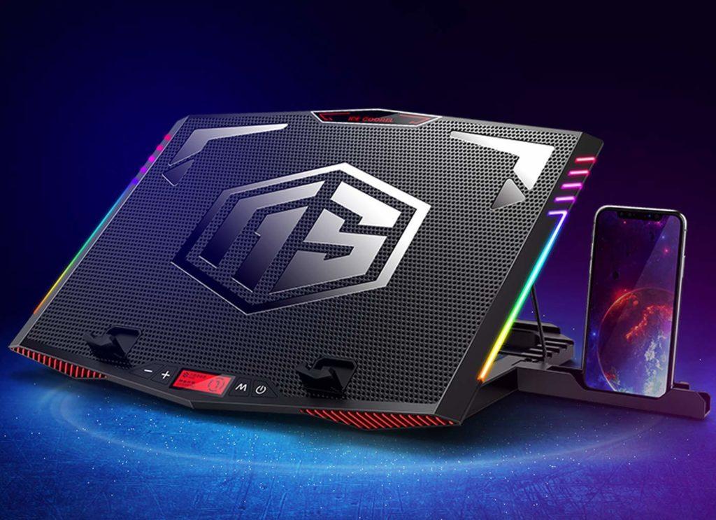 MeFee RGB Laptop Cooling Pad