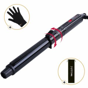 PARWIN Hair Curling Automatic Iron Rod