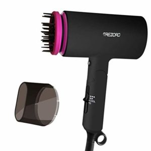 Trezoro's hair dryer for curly hair