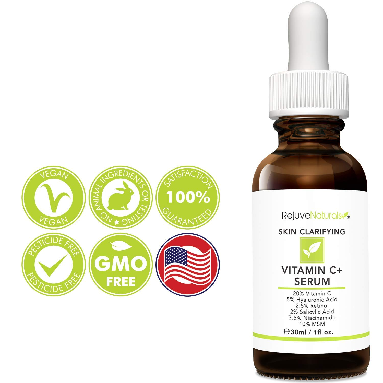Rejuvenaturals Vitamin C Serum