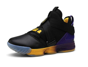Basketball Shoes for wide feet SIX FOOTPRINTS Men's High