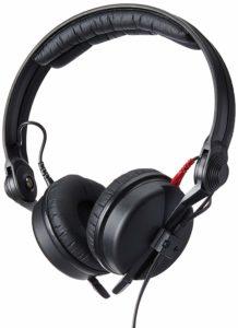 Best headsets for music Sennheiser HD 25 Professional