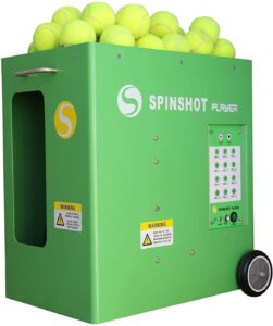 Spinshot Tennis Ball Machine