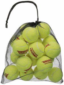 Tourna Mesh Carry Bag of Tennis Balls