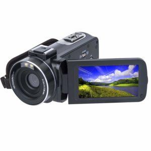 SOSUN cheap vlogging Camera/ Camcorder under 100