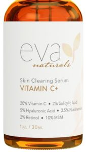Eva Naturals Vitamin C Serum For Acne-prone skin