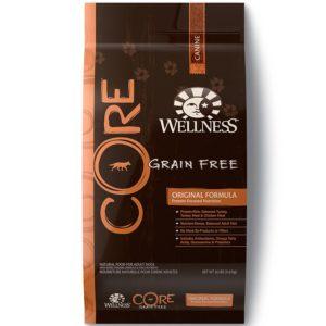 Best tasting dry dog food Wellness Core Natural Grain Free