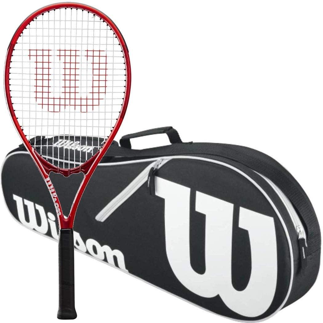 Wilson Federer Tennis Racquet Review