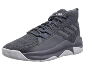 Basketball Shoes for Wide Feet Adidas Men's Streetfire
