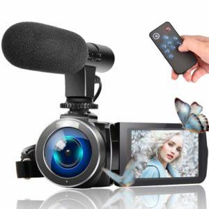 Linnse vlogging camera under 100